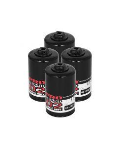 aFe Pro GUARD D2 Oil Filter 97-08 Ford Trucks V6 4.2L / V8 4.6L (4 Pack)