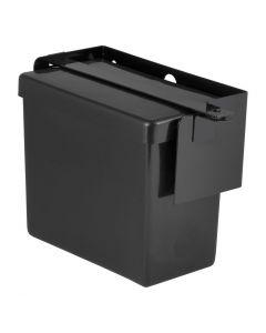 Curt 5-7/8in x 5-3/8in x 3-1/2in Breakaway Battery Case w/Lockable Bar
