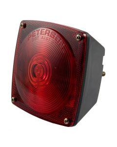 Curt Combination Trailer Light w/License Plate Illumination