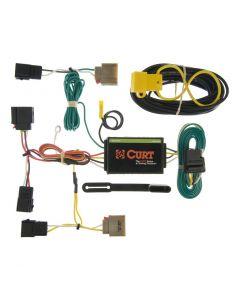 Curt 07-07 Dodge Caliber Custom Wiring Harness (4-Way Flat Output)