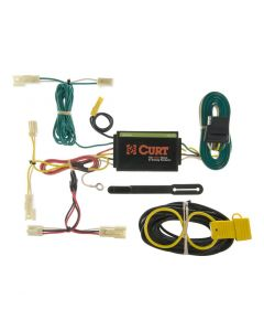 Curt 03-08 Pontiac Vibe Custom Wiring Harness (4-Way Flat Output)