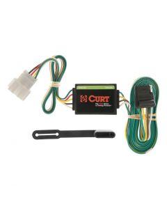 Curt 07-11 Honda CR-V Custom Wiring Connector (4-Way Flat Output)