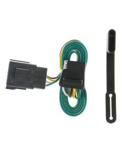 Curt 02-05 Ford Explorer Custom Wiring Connector (4-Way Flat Output)
