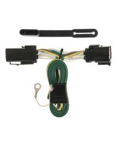 Curt 97-04 Ford F-150 Custom Wiring Harness (4-Way Flat Output)