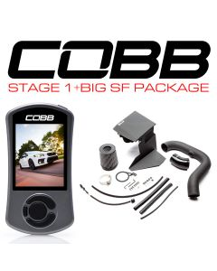 COBB Tuning Stage 1 + Big SF Power Package