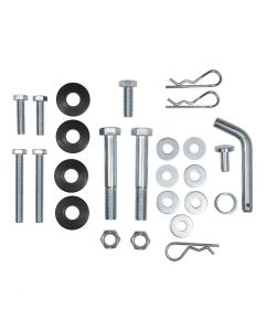 Curt Round Bar Weight Distribution Hardware Kit