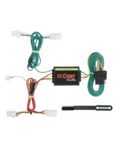 Curt 11-13 Kia Forte Custom Wiring Harness (4-Way Flat Output)