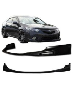 IKON MOTORSPORTS 2008-2013 Subaru Impreza STI FRP Rear Bumper Lip Diffuser Rear Lip