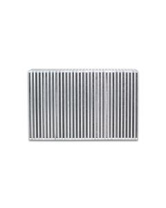 Vibrant Vertical Flow Intercooler 18in. W x 6in. H x 3.5in. Thick