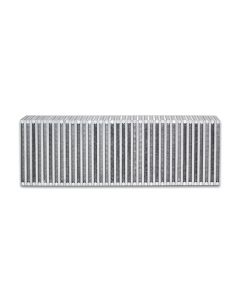 Vibrant Vertical Flow Intercooler Core 24in. W x 8in. H x 3.5in. Thick