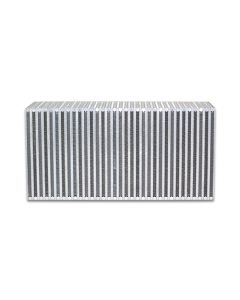 Vibrant Vertical Flow Intercooler Core 22in. W x 11in. H x 6in. Thick