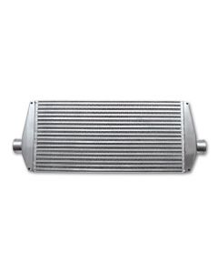Vibrant Air-to-Air IC Assy complete w/ end tanks core size: 25in Wx12in Hx3.5in thick 3in in / out