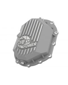 aFe Power 11-18 GM 2500-3500 AAM 9.25 Axle Front Differential Cover Raw Machined Street Series
