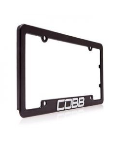 COBB Tuning License Plate Frame
