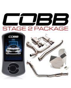 COBB Tuning Subaru Stage 2 Power Package Titanium