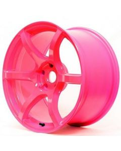 Gram Lights 57C6 Wheel 17X9 +40 5x100 Luminous Pink