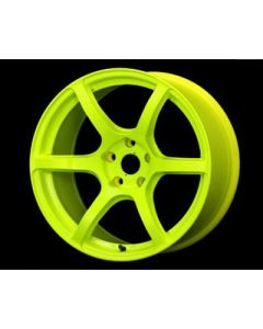 Gram Lights 57C6 Wheel 17X9 +40 5x100 Luminous Yellow