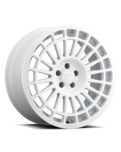 fifteen52 Integrale 18x8.5 5x112 45mm ET 66.56mm Center Bore Rally White Wheel
