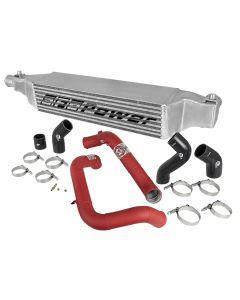 aFe BladeRunner GT Series Intercooler Package w/Tubes Red 16-18 Honda Civic I4-1.5L (t)