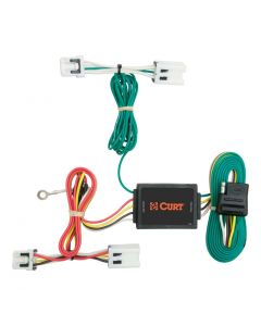 Curt 11-17 Nissan Juke Custom Wiring Harness (4-Way Flat Output)