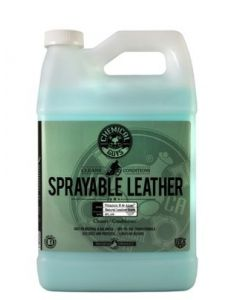 Chemical Guys Sprayable Leather Conditioner and Cleaner In One Ph Balance w/ Vitamin E and Aloe (1 G