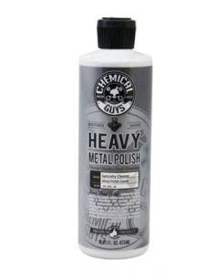 Chemical Guys Heavy Metal Polish - 16oz (P6)