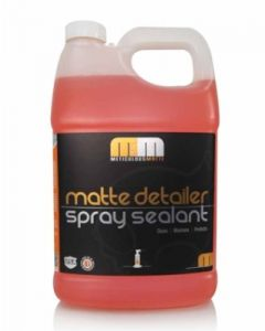 Chemical Guys Meticulous Matte Detailer-For Matte Finish Paints, Vinyl and Clear (1Gal)