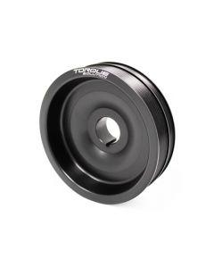 Torque Solution Lightweight Crank Pulley: Mazda 3 14-18, 6 14-17, CX-5 13-18