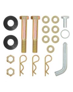 Curt MV Round Bar Weight Distribution Hardware Kit