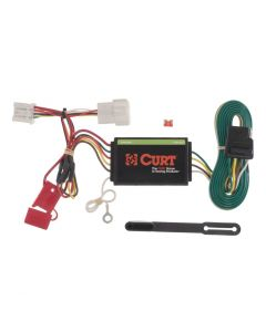Curt 12-16 Honda CR-V Custom Wiring Harness (4-Way Flat Output)